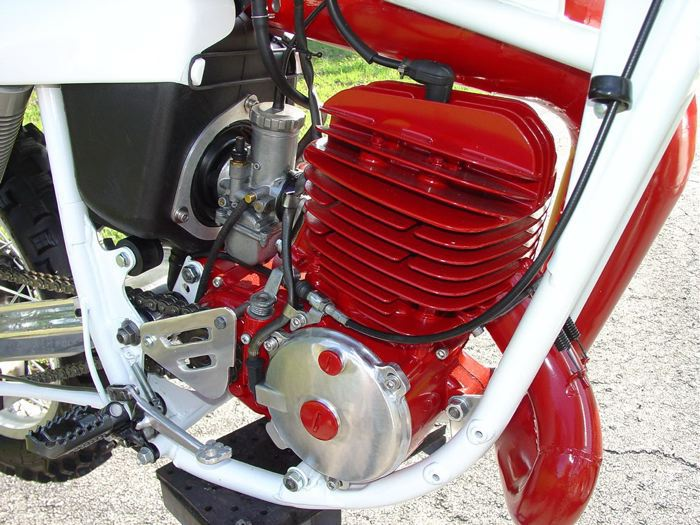Honda Elsinore CR250 1980 Mugen Power