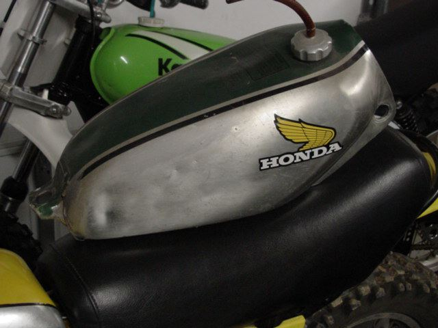Honda Elsinore CR250 1974 -16