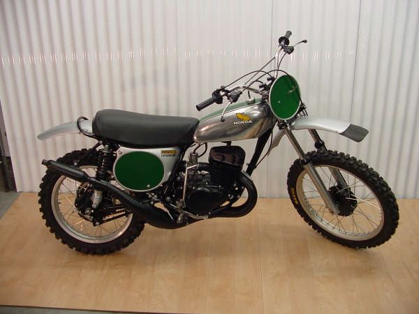 Honda Elsinore CR250 1974 -24