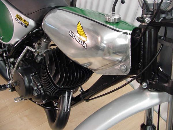 Honda Elsinore CR250 1974 -32