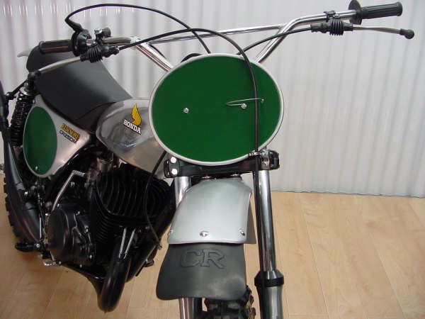 Honda Elsinore CR250 1974 -34