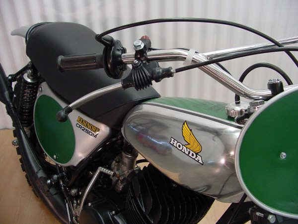 Honda Elsinore CR250 1974 -35