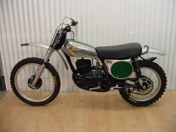 Honda Elsinore CR250 1974 -36