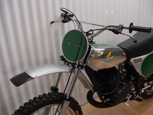 Honda Elsinore CR250 1974 -38