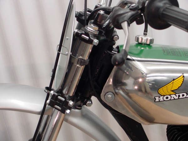 Honda Elsinore CR250 1974 -40