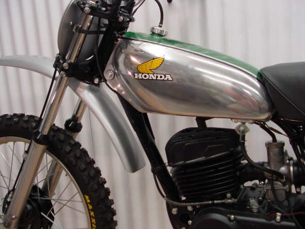 Honda Elsinore CR250 1974 -42