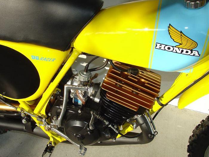 Honda Elsinore DG125-13