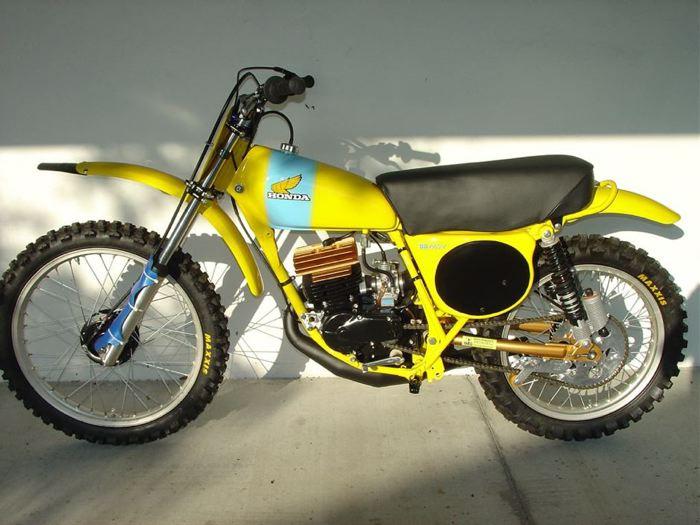 Honda Elsinore DG125-16