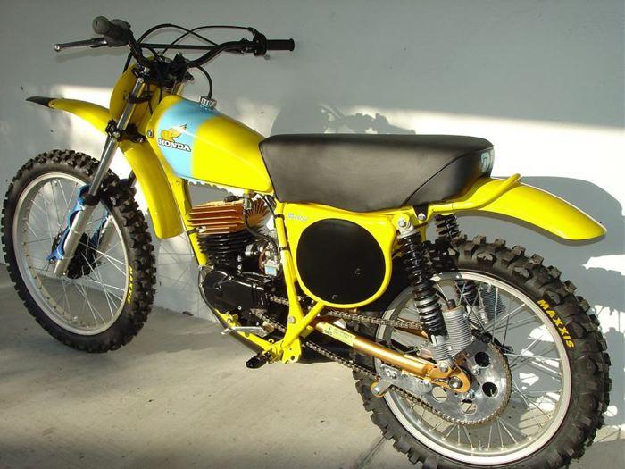 Honda Elsinore DG125-18