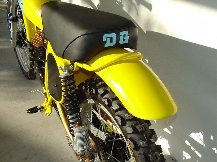 Honda Elsinore DG125-19