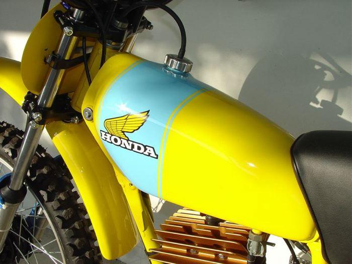 Honda Elsinore DG125-20