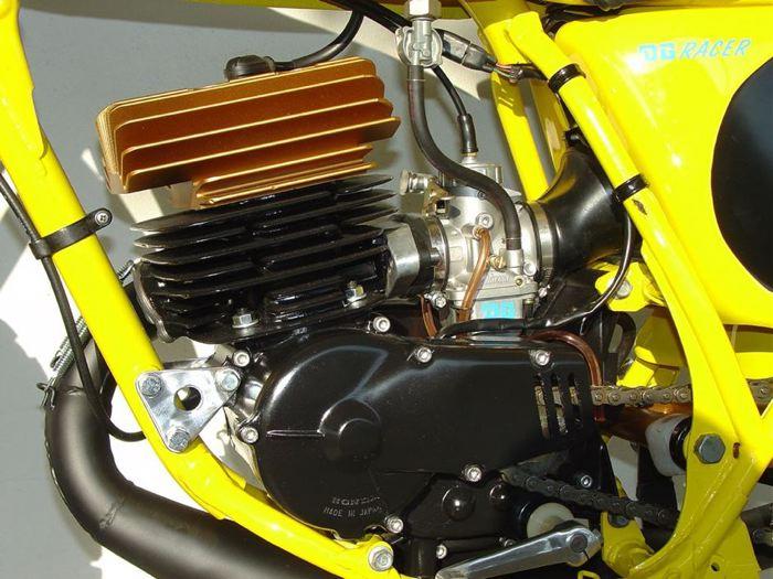 Honda Elsinore DG125-22