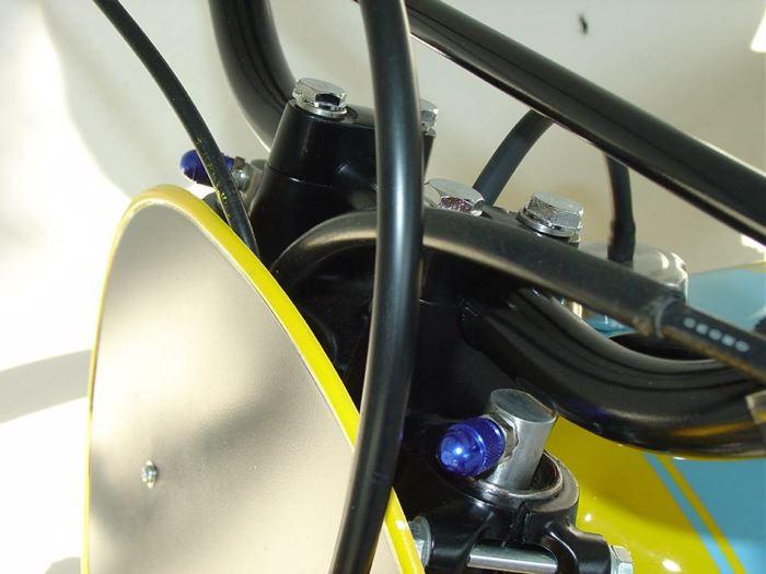 Honda Elsinore DG125-29