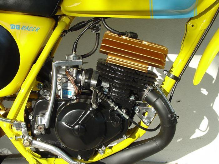 Honda Elsinore DG125-5