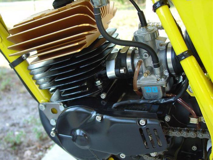 Honda Elsinore DG125-59