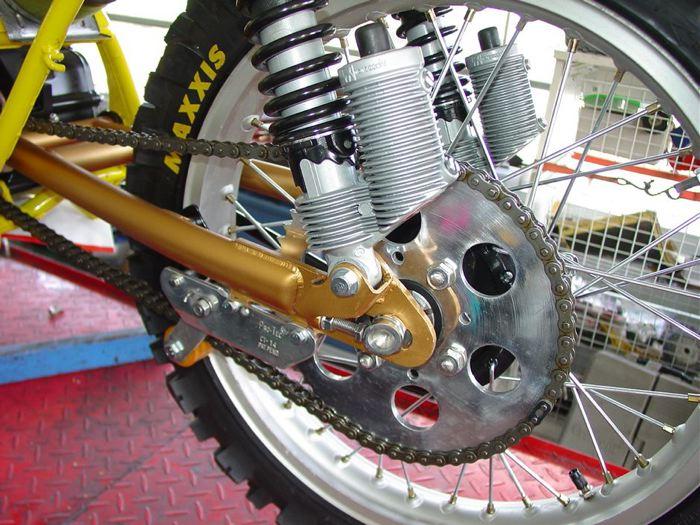 Honda Elsinore DG125-65
