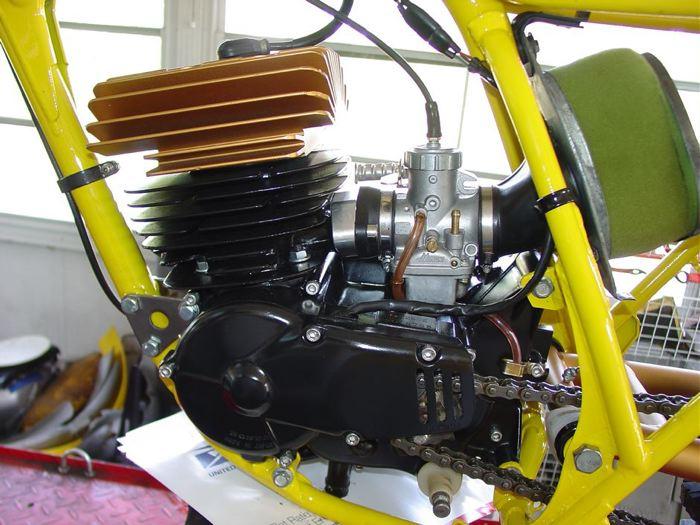 Honda Elsinore DG125-66