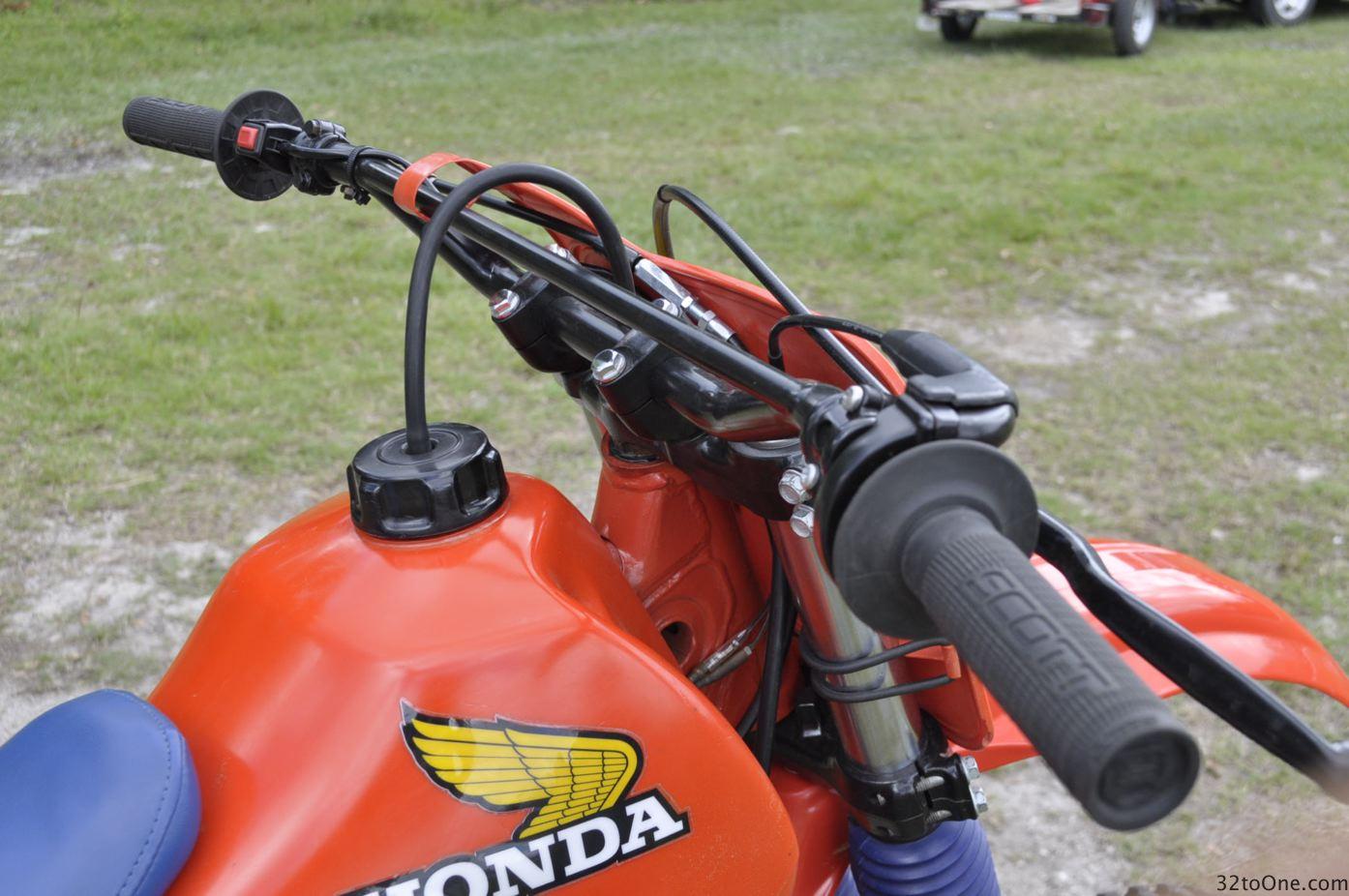 Supercross, Motocross, VMX, Honda Elsinore