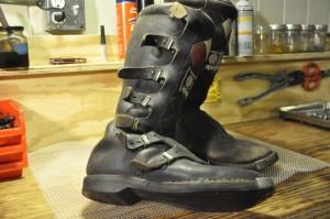 vintage motorcross boots